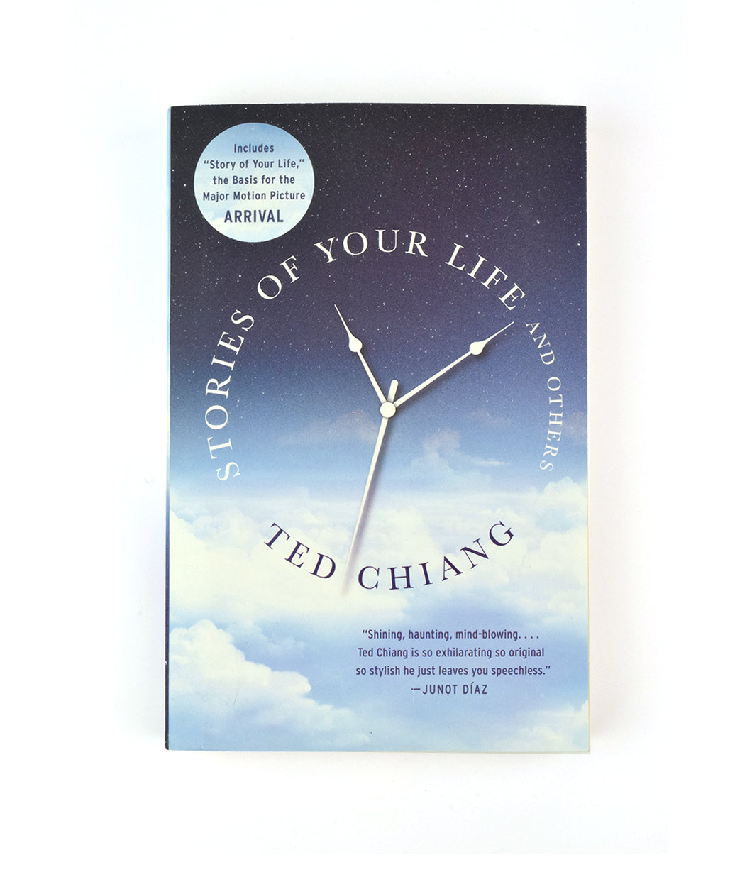 Stories of Your Life and Others By Ted Chiang