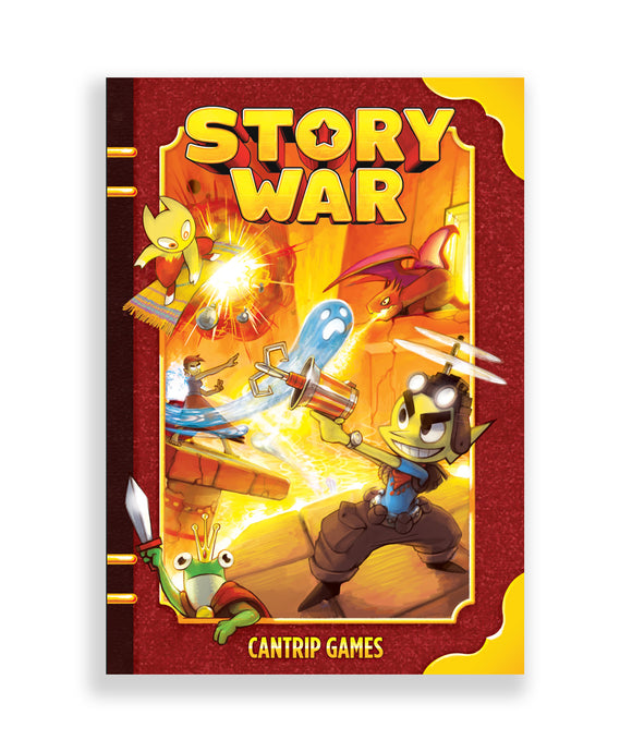 Story War Card Game