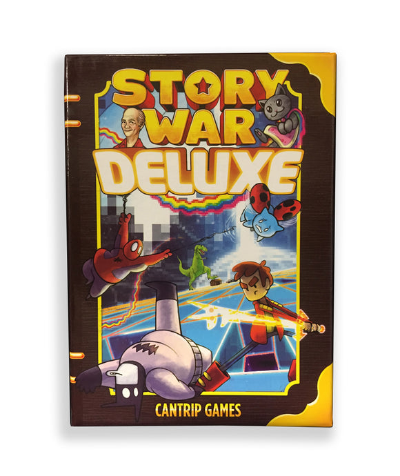 Story War Deluxe Card Game