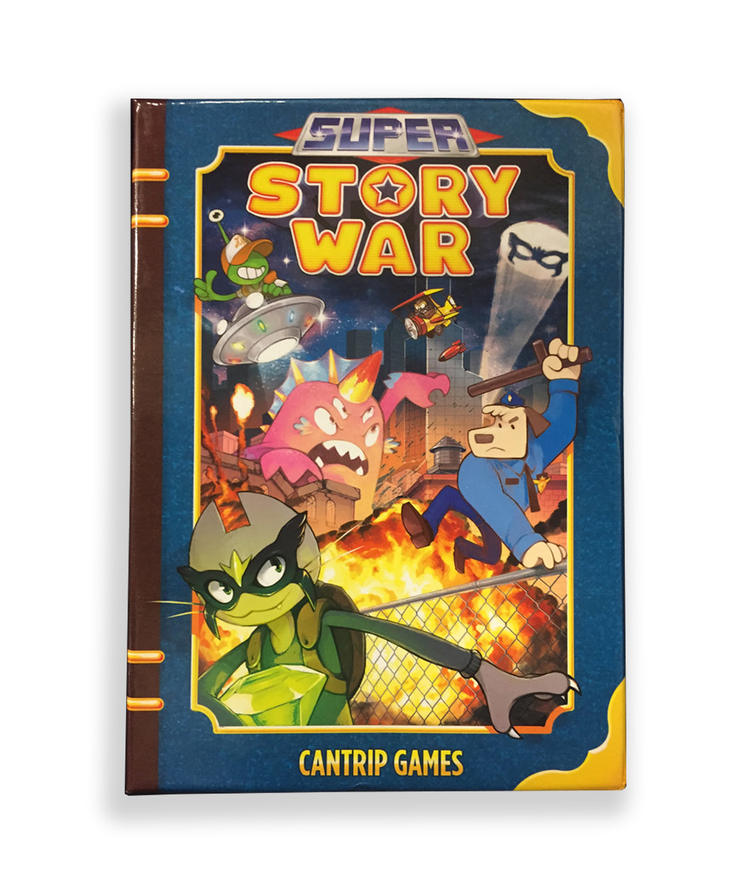Super Story War Card Game