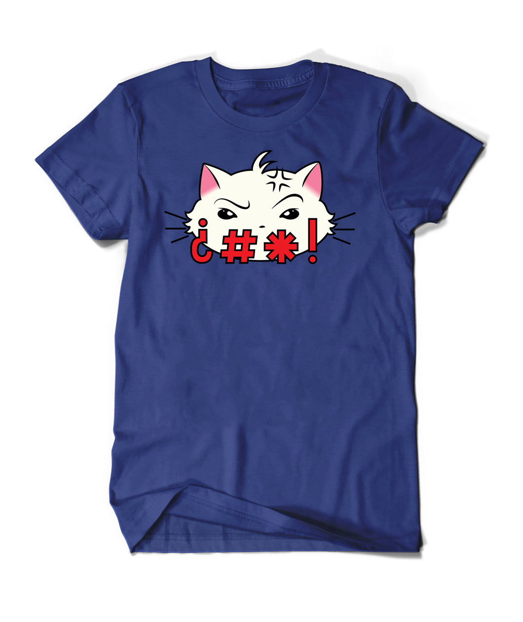 Swear Cat Shirt