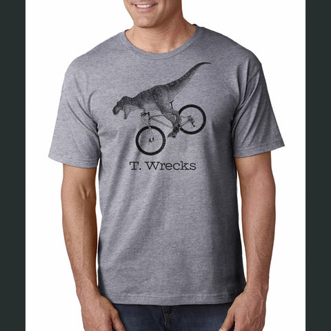 T. Wrecks Shirt- Mens