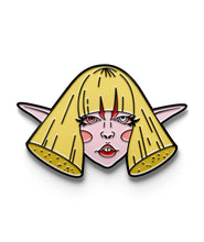 Tammy Radbody Face Enamel Pin