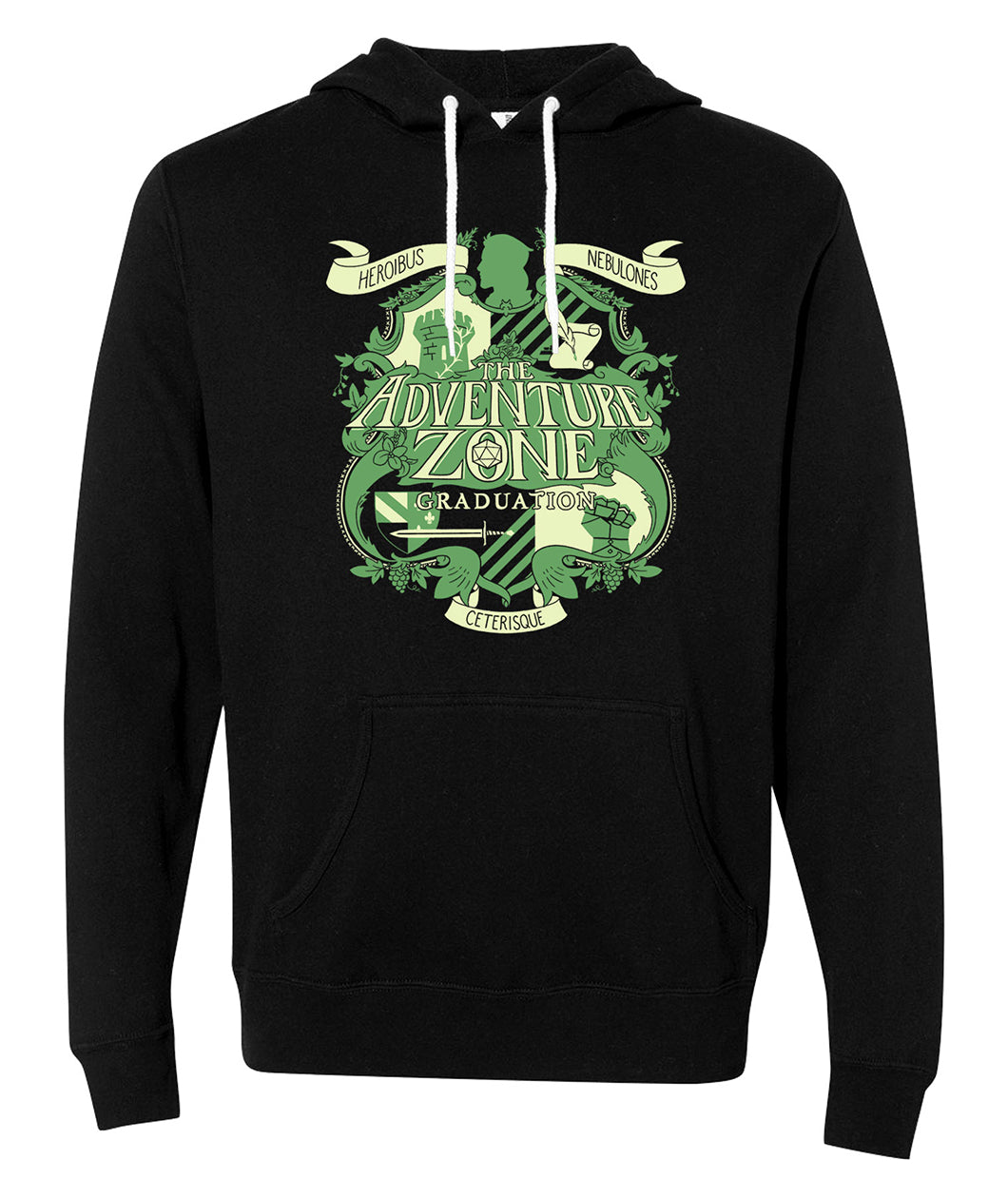 The Adventure Zone Graduation Hoodie