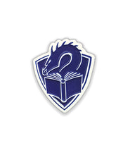 Tolarian Community College Crest Pin