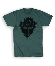 Tolarian Community College Logo Shirt - Curved Cut