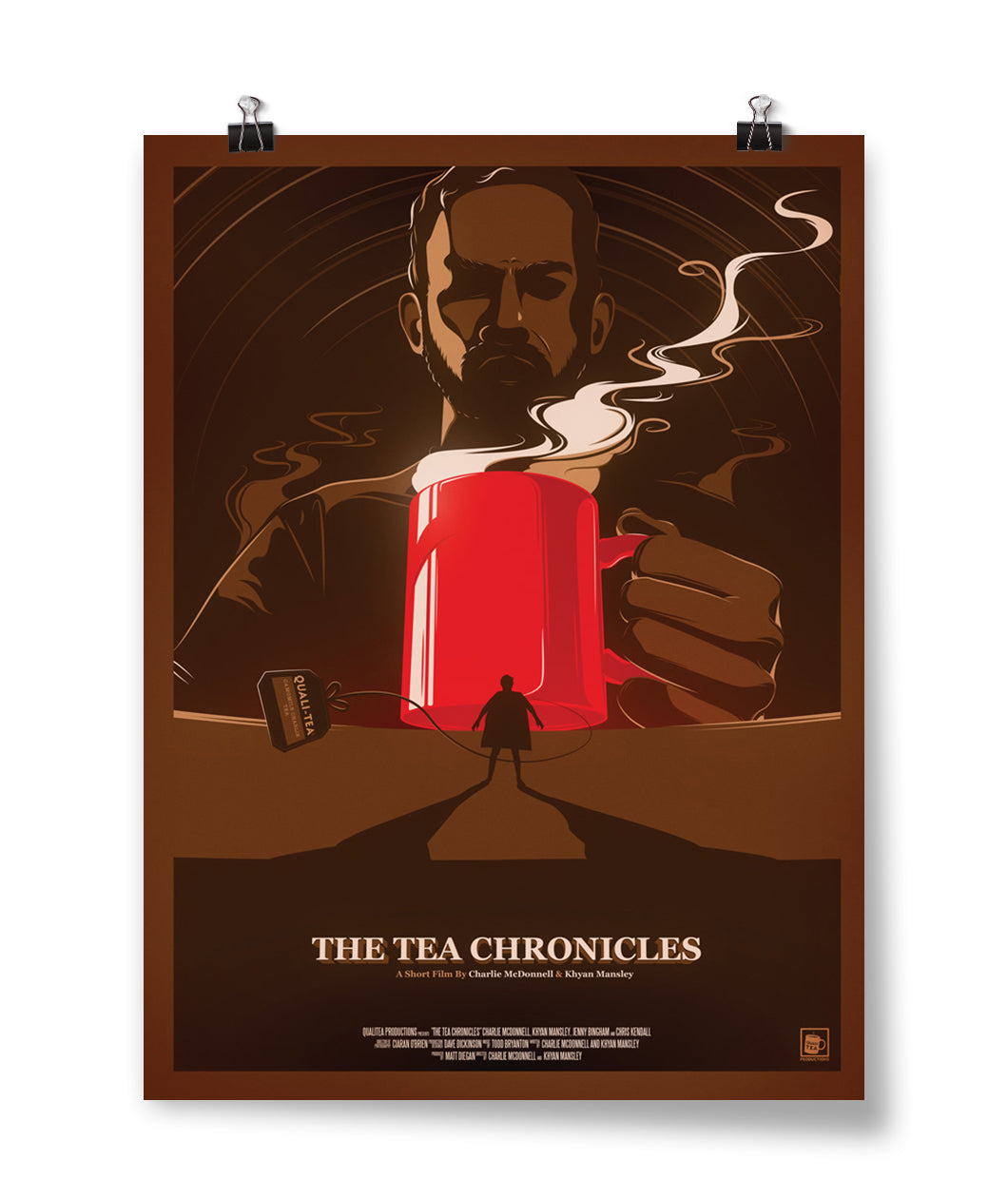 The Tea Chronicles Poster