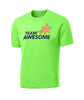 Team Awesome Exercise Shirt