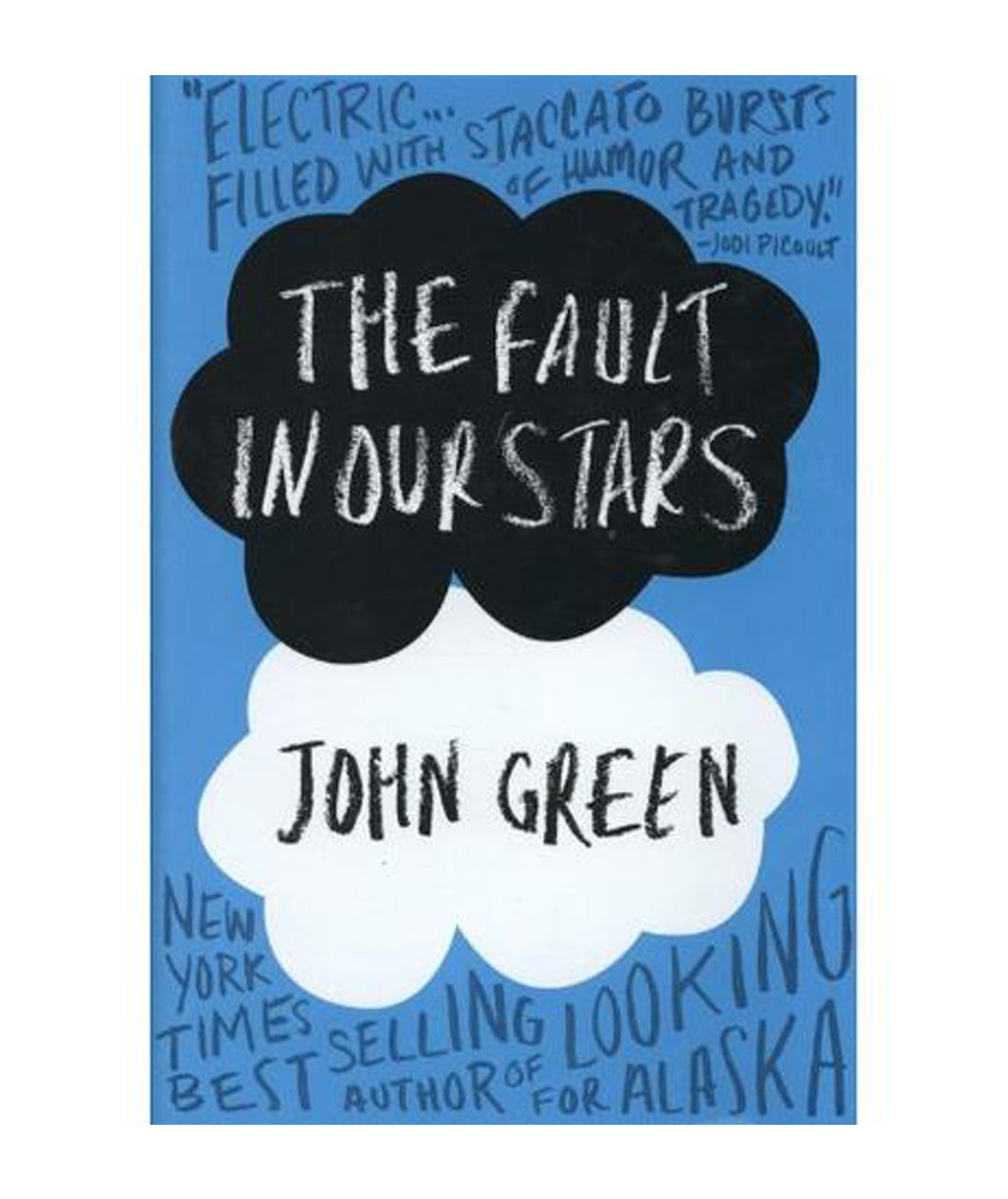fault book stars the our in