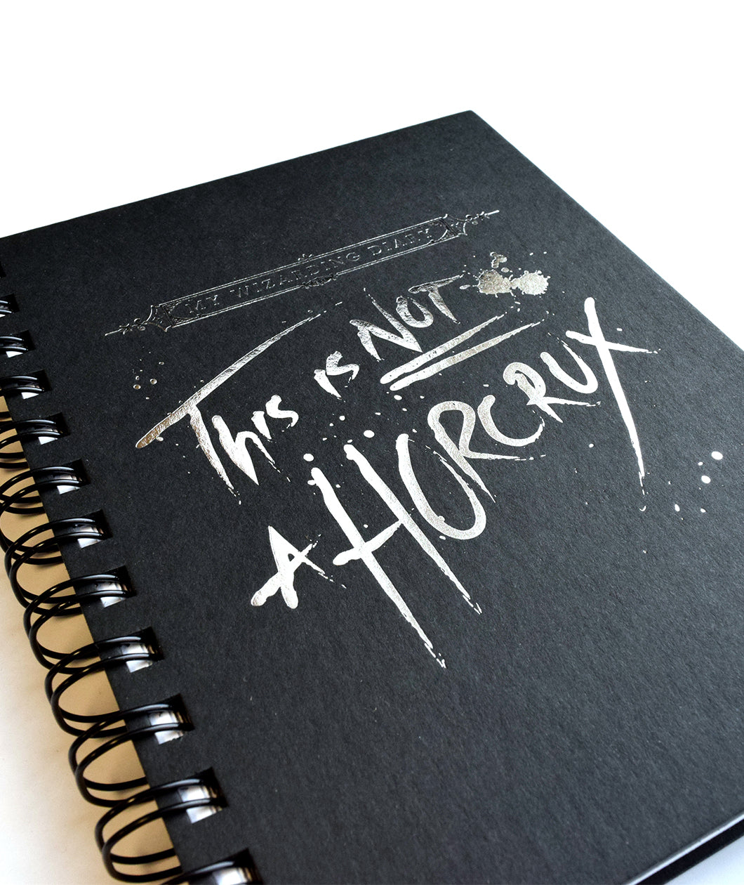 This is Not a Horcrux Journal
