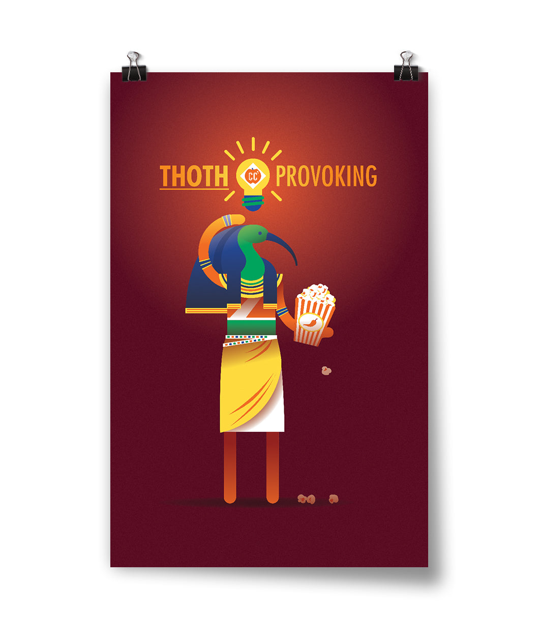 Thoth Provoking Poster
