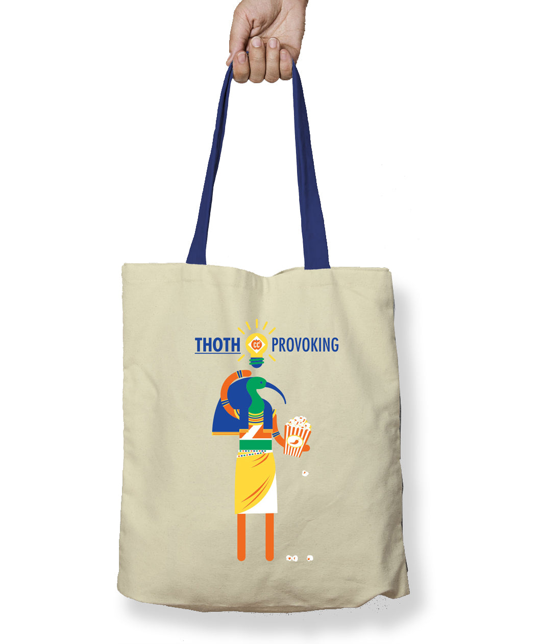 Thoth Provoking Tote Bag
