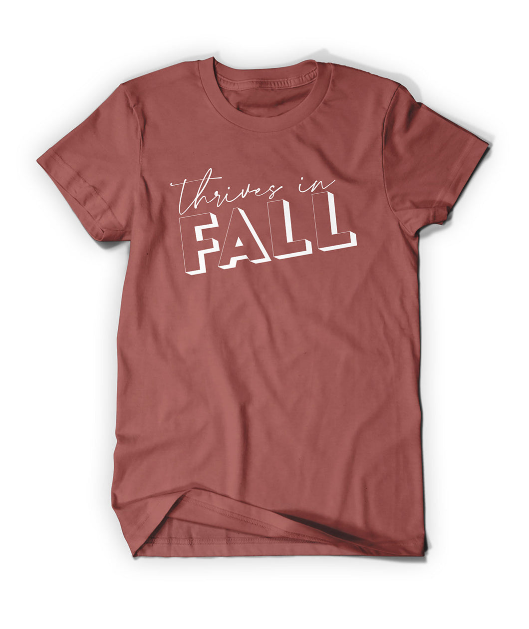 Thrives In Fall Shirt