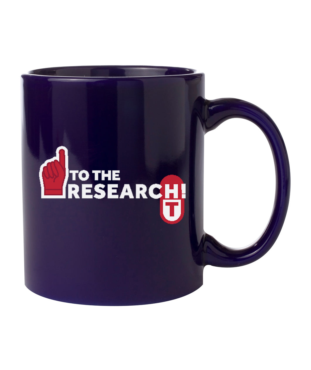 To The Research Mug