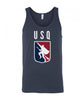 US Quidditch Logo Tank Top
