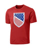 USA Quidditch Active Shirt