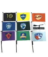 USQ Regional Mini Flags