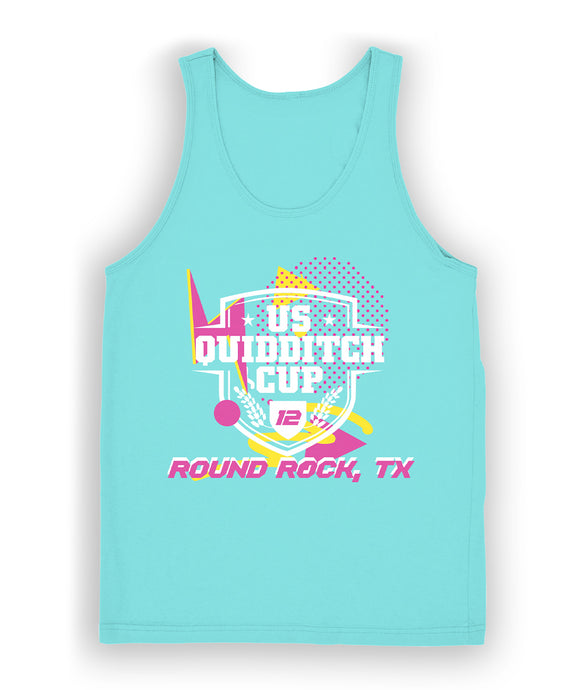 US Quidditch Cup 12 Event Tank Top