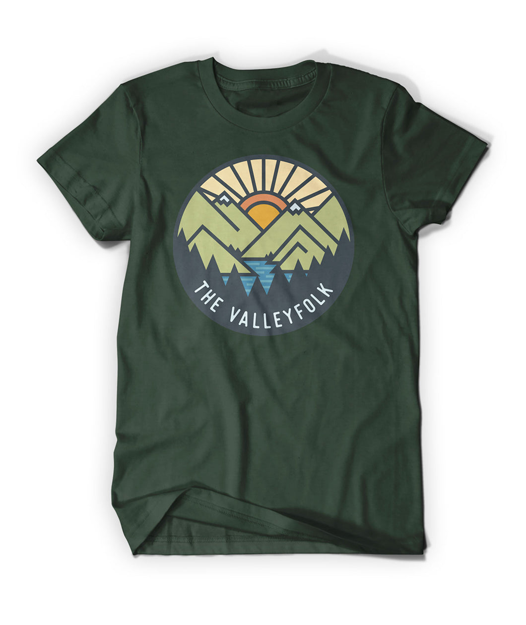 Valleyfolk Full Color Logo Shirt