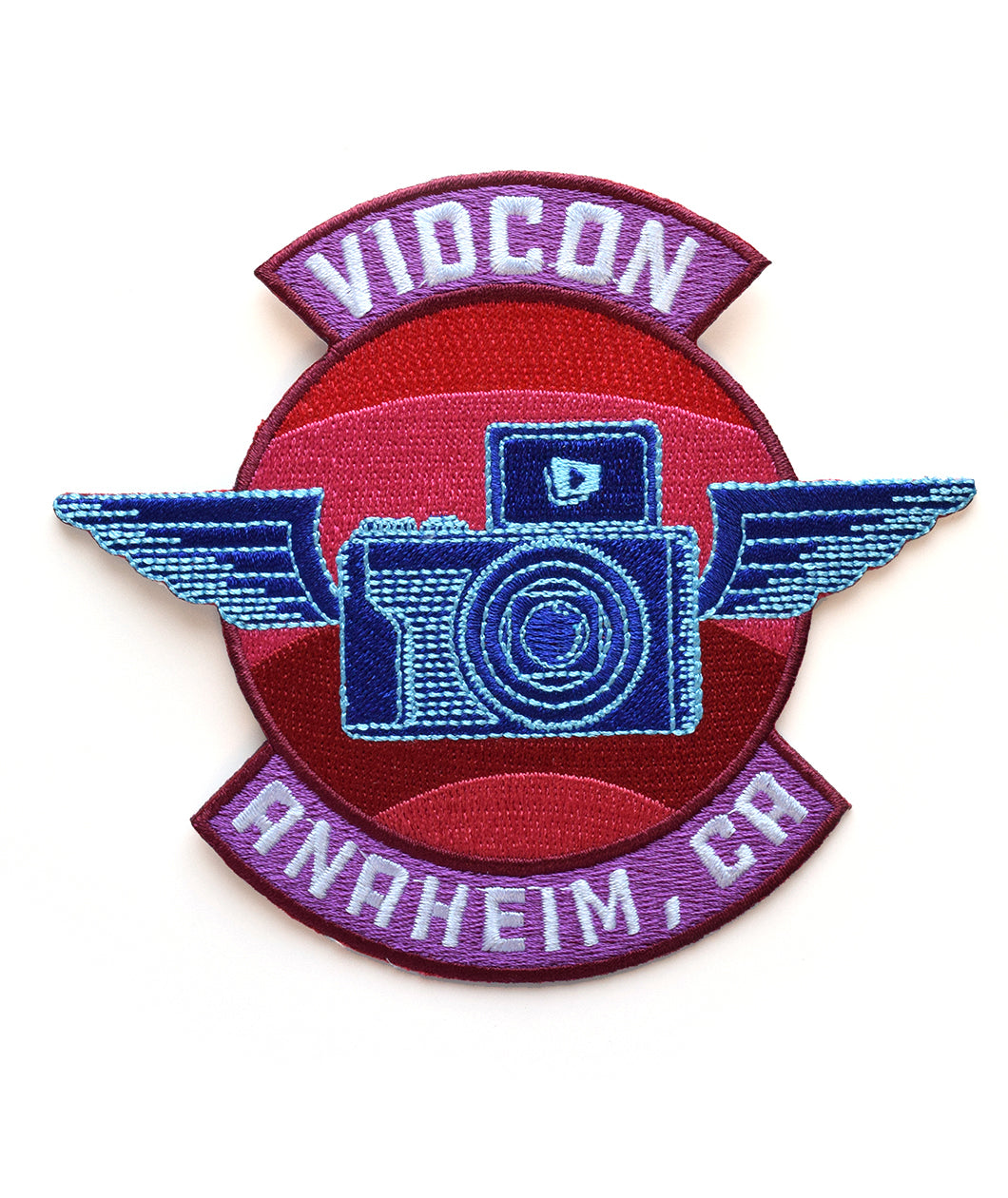 9th Annual VidCon Patch
