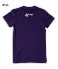 Violently Purple Shirt (V-Neck + Crewneck)