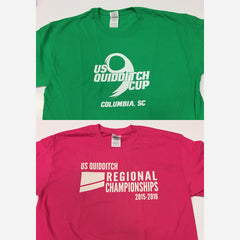 USQ Volunteer Shirts