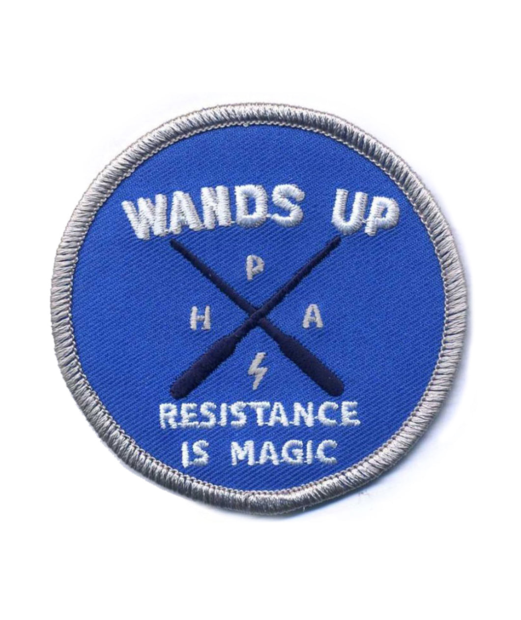 Wands Up Patch