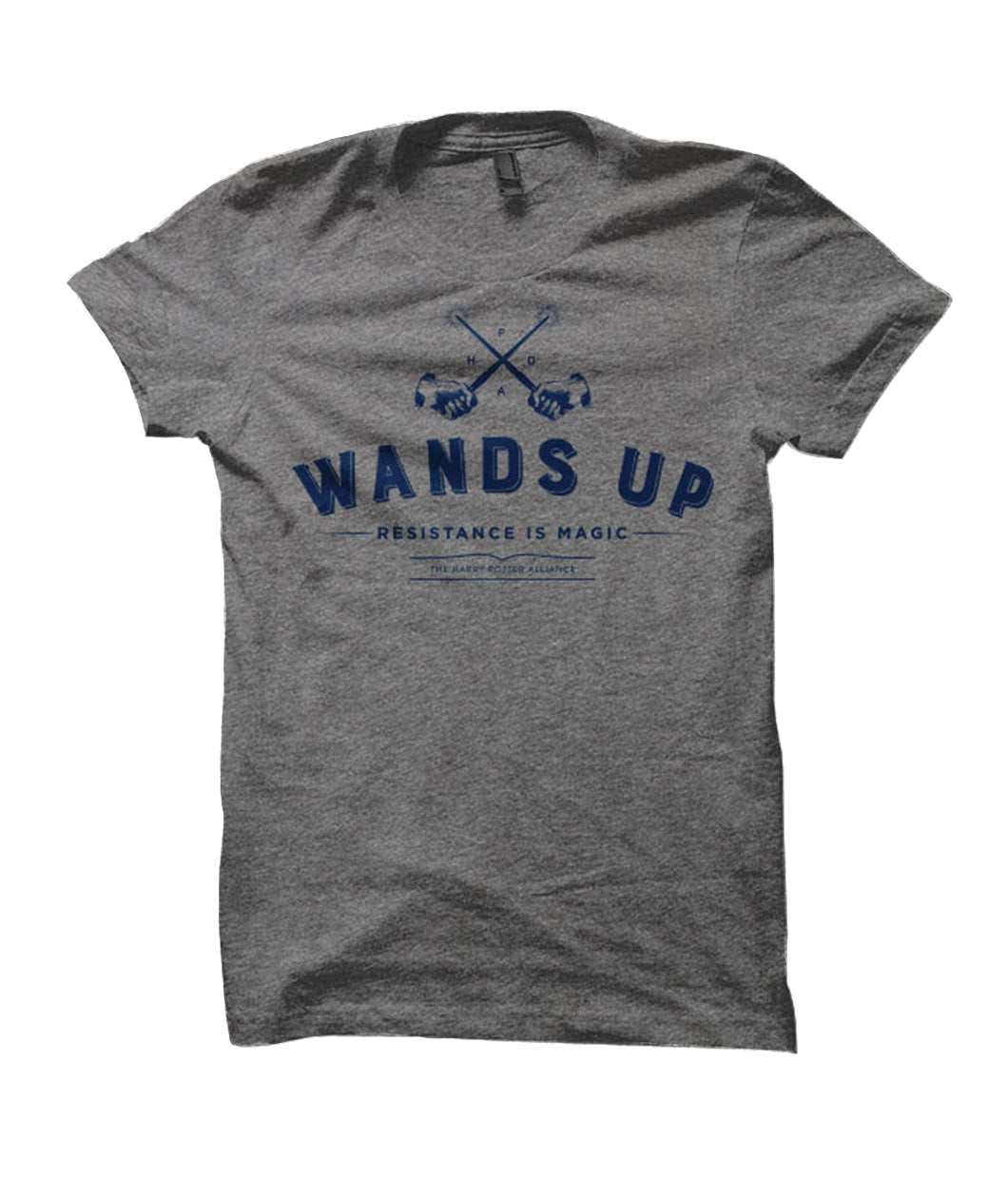 Wands Up T shirt Unisex