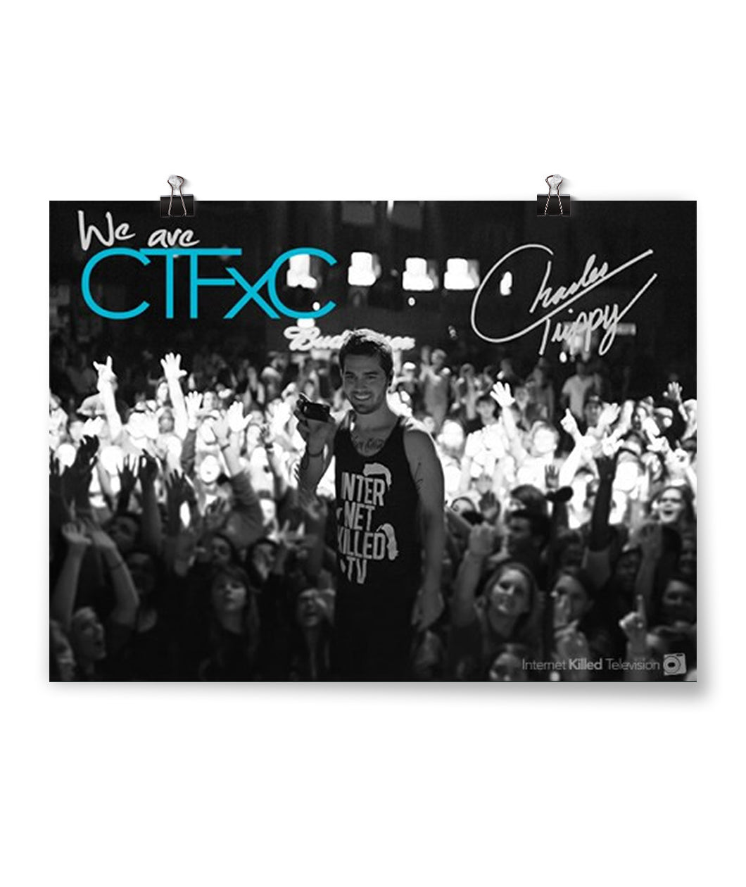 We Are CTFxC Poster