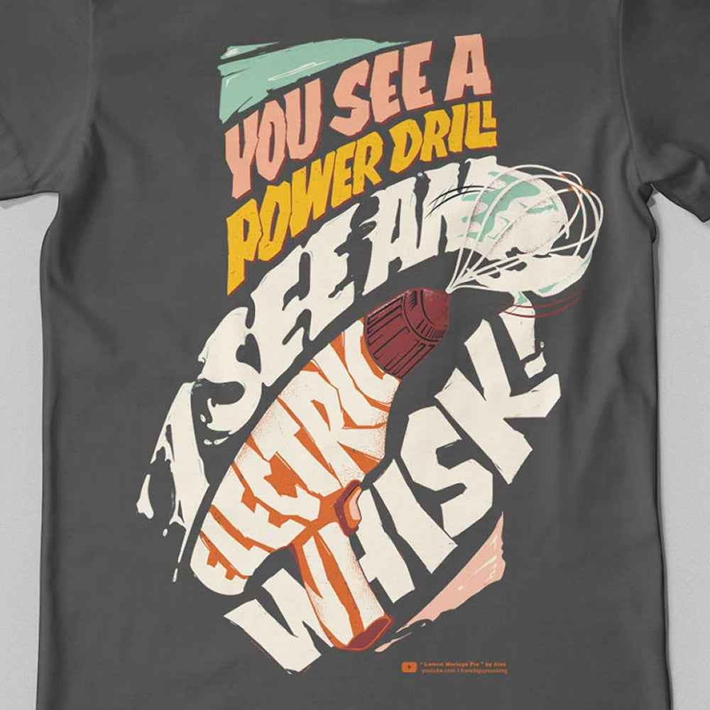 Electric Whisk Shirt