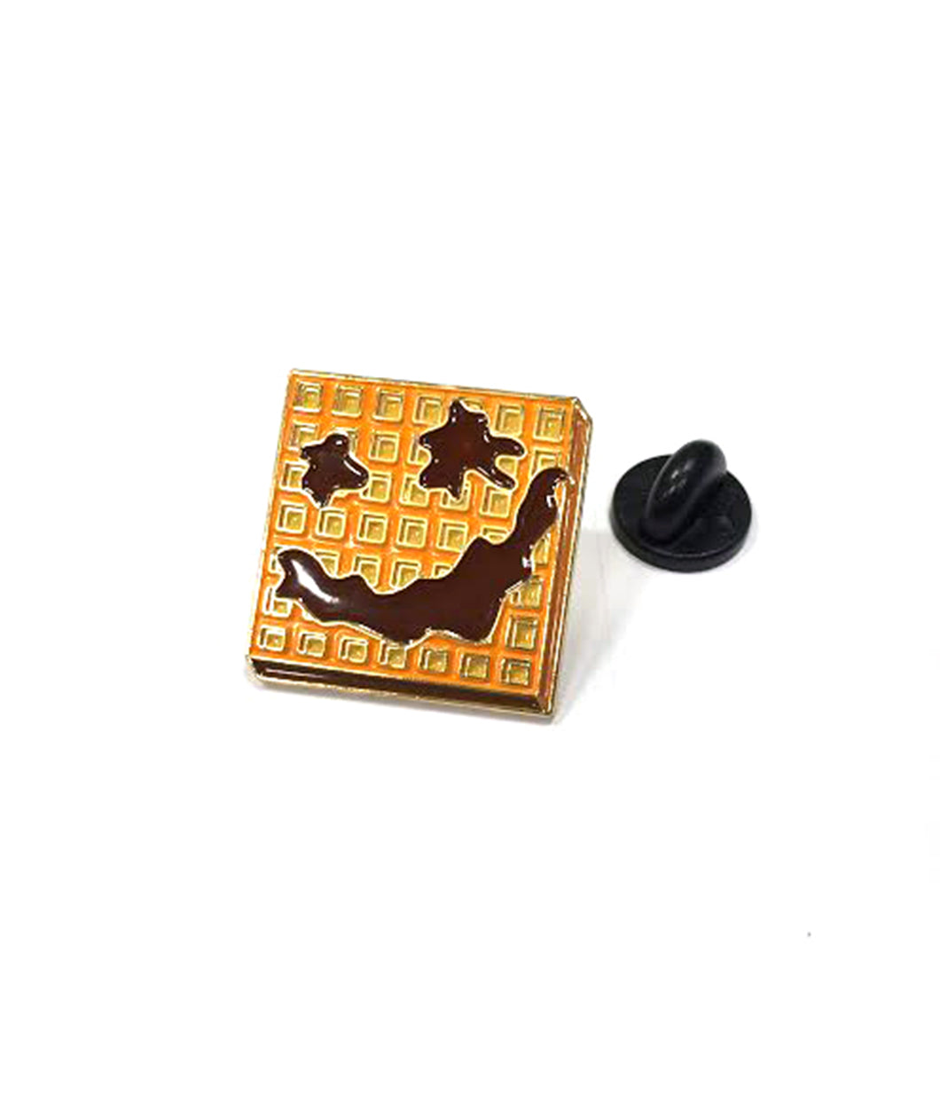 Will It Waffle? Lapel Pin