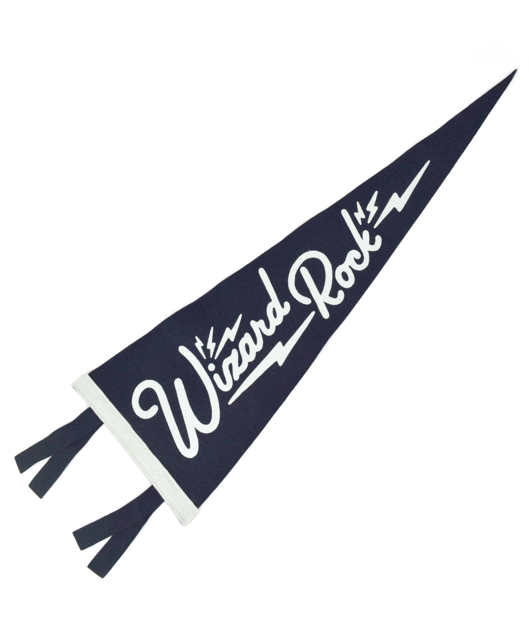 Wizard Rock Pennant
