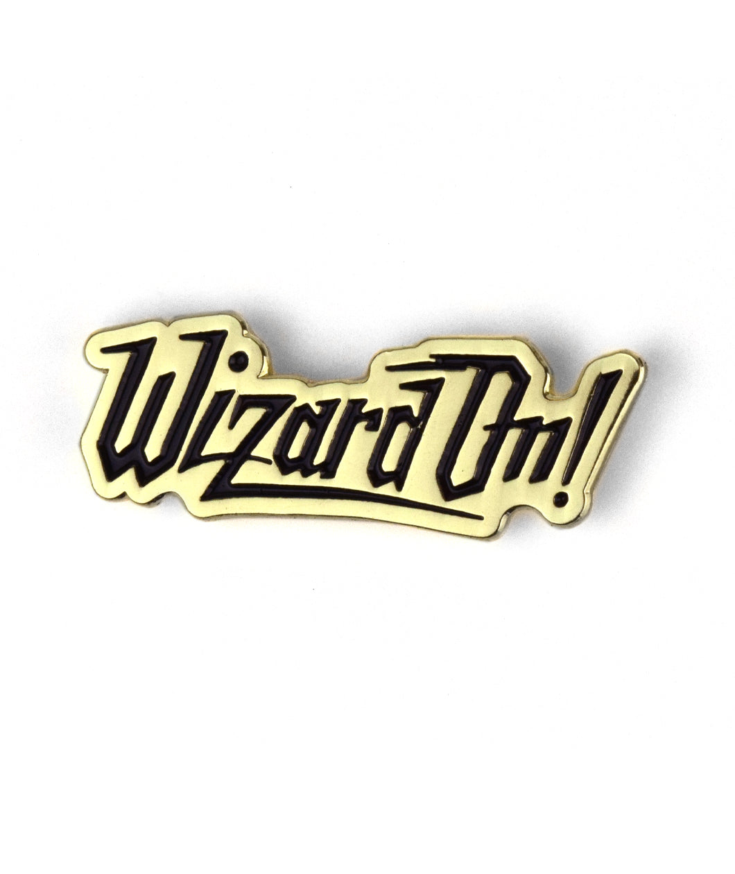 Potterless Wizard On! Enamel Pin
