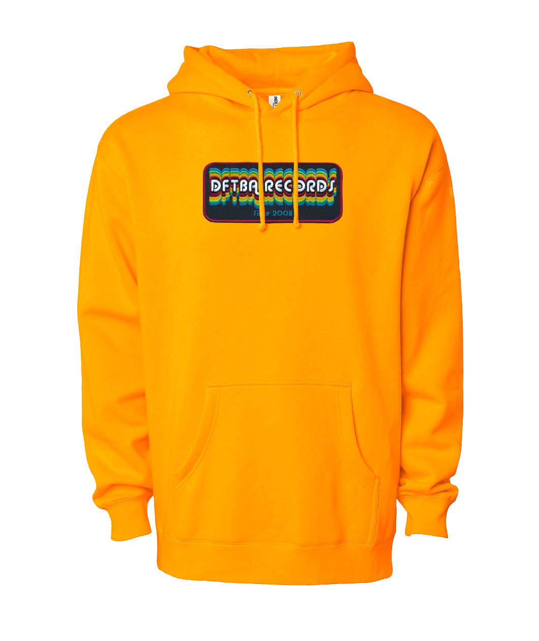 The DFTBA Records Throwback Hoodie