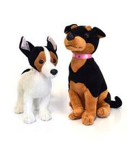 Zoey and Marley Plushie Set