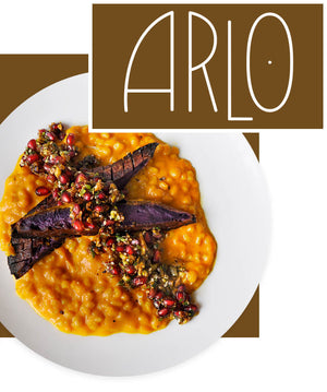 Toasted Barley Risotto