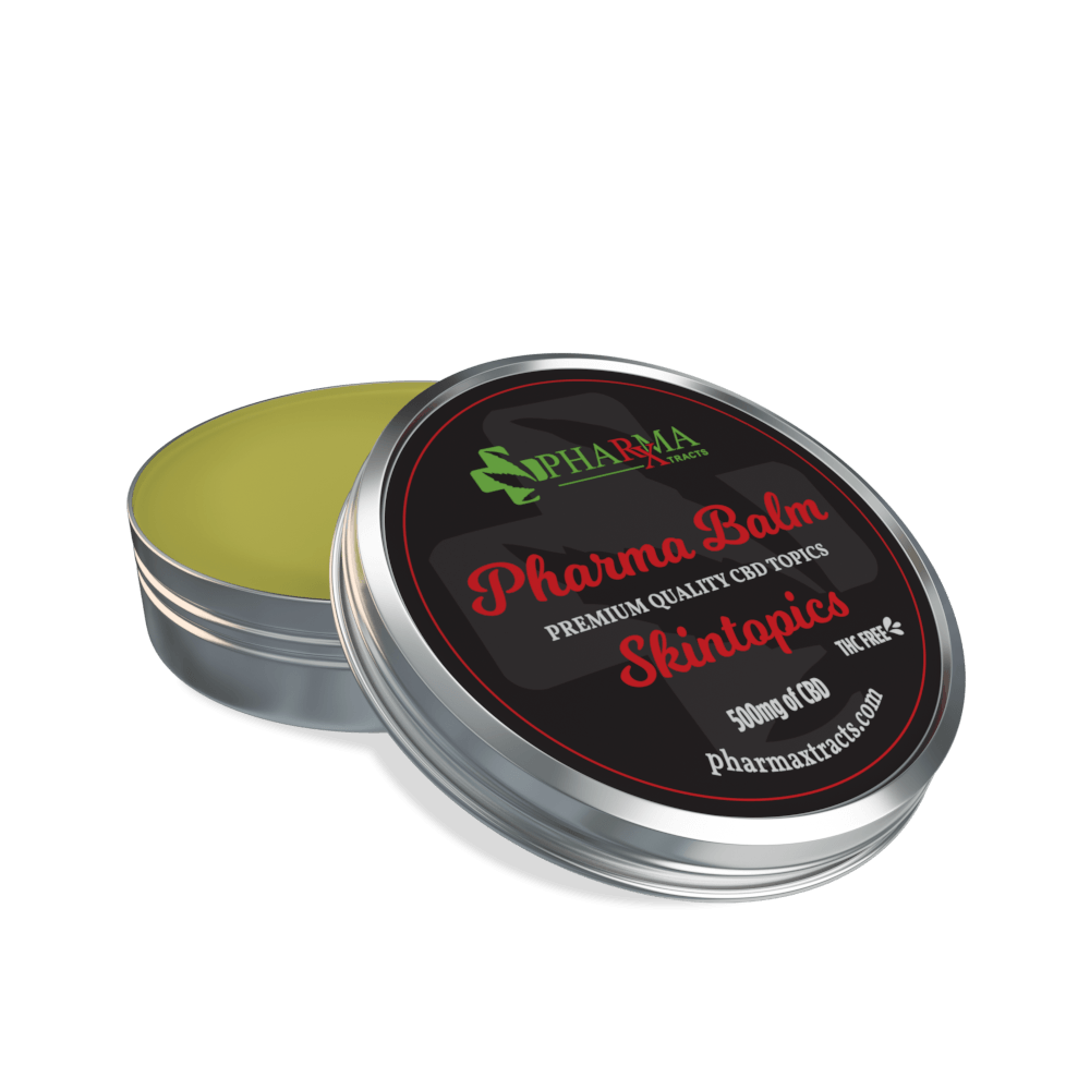 Pharma Balm Topicals PharmaXtracts
