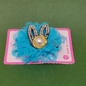 Floral Hair Clips for Kids and Girls (10-12)