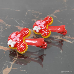 Anokhi Ada Hair Clips for Kids and Girls (10-25)