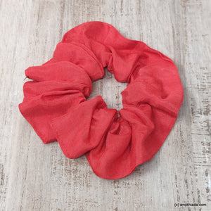 Anokhi Ada Handmade Fabric Scrunchie for Girls and Women (15-129 Scrunchie)