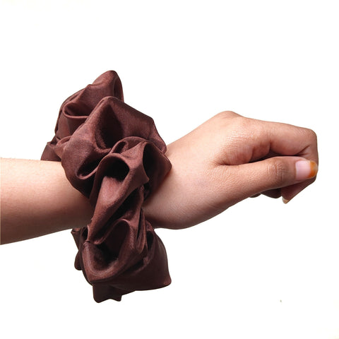 Gingerbread Scrunchie (15-222 Scrunchie)