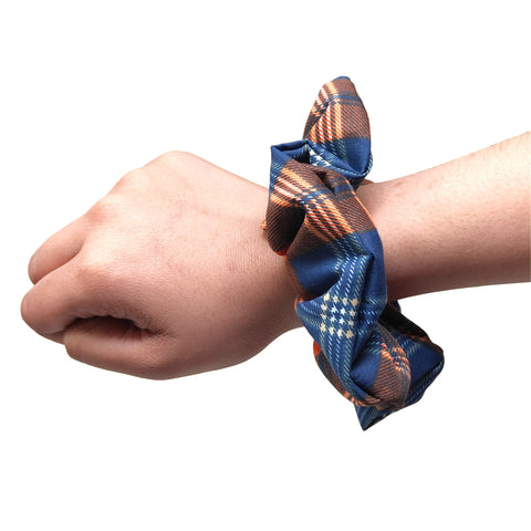 Plaid Scrunchie (15-276 Scrunchie)