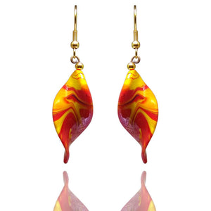 Anokhi Ada Glass Drop Earrings for Girls and Women - AP-37-d