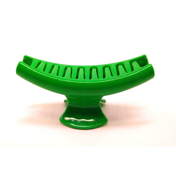 Large Green Hair Clutcher/ Hair Claw for Girls and Women-3