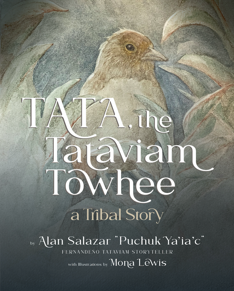 TATA, The Tataviam Towhee- Paperback Book