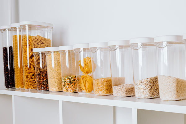 6 Simple Steps To Spring Clean Your Pantry for a Healthy Start