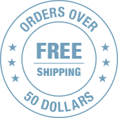 Free Shipping (Orders over $50)