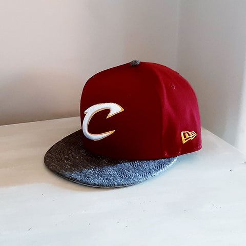 59FIFTY Cleveland Cavaliers New Era NBA Street Cap - Size 7 1/2