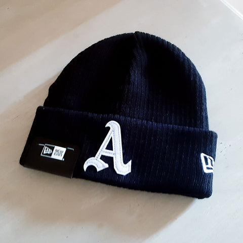 Oakland Athletics MLB YOUTH Cooperstown Knit Hat