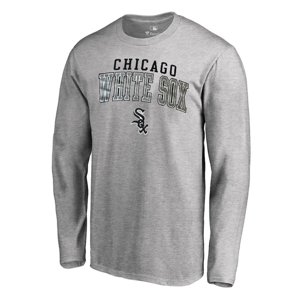 Chicago White Sox Long and short Sleeve T Shirt Combo Pack
